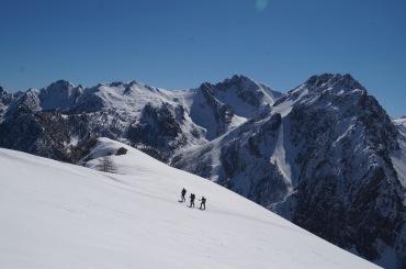 Queyas / Ski de rando