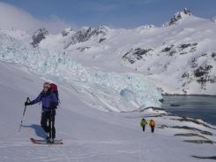 Géorgie du sud - Ski de rando Géorgie du sud - Ski de rando