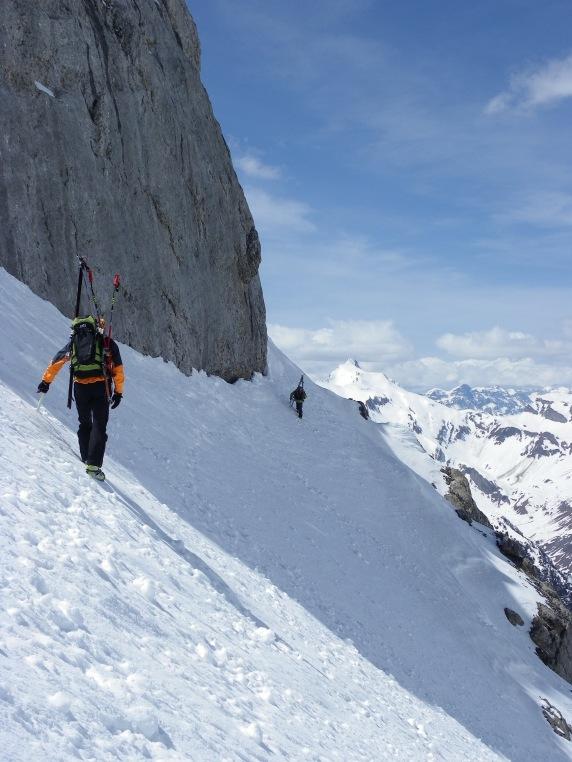 Gavarnie Mont-perdu Ski de randonnée